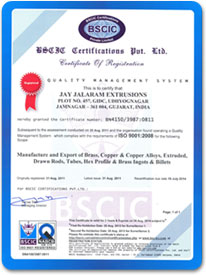 Quality Policy Certificate